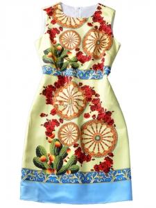 wheel dress